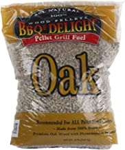 "BBQR""s Delight Oak Wood Smoking Pellets 20 Pounds"