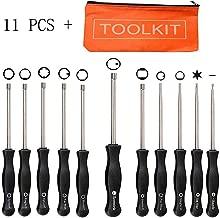 Karen Carburetor Adjustment Tool Kit Screwdriver, for Common 2 Cycle Carburator Engine - Carburetor Adjustment Tool Set Carburetor Tune up Adjusting Tool (11pcs)
