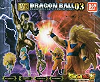 ガシャポン ドラゴンボール超 VSドラゴンボール03 全4種セット ホビーアイテム