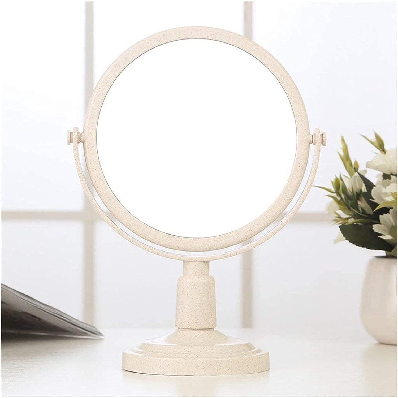KEKEYANG Tampa Mall 67% OFF of fixed price Makeup Mirror Double-Sided Make Mirror,Desktop
