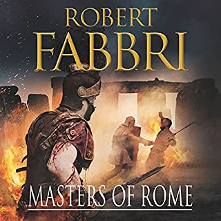 Masters of Rome cover art