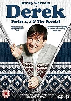 Derek - Series 1, 2 & The Special