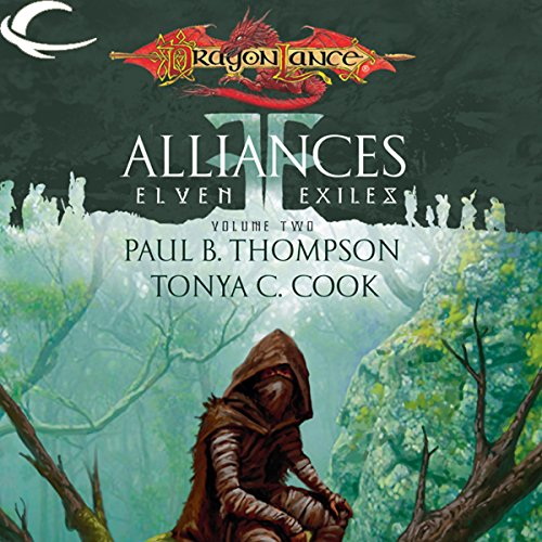 Alliances audiobook cover art