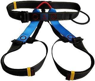 HPDOE Arnes Escalada, Kit de protección contra caídas del cinturón de Seguridad para montañismo, demolición, Rescate con Fuego, Trabajos aéreos, Cuesta Abajo,BLCE-02