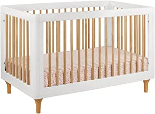 Best white and natural wood crib Reviews