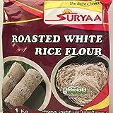 Harina de arroz tostada 1 kg (blanco)