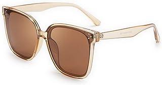 نظارات شمسية مستقطبة FEISEDY Retro كبيرة الحجم للنساء والرجال طراز بسيط B2600
