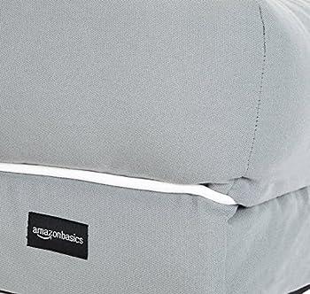 Amazon Basics Lit pour animal domestique en forme de canapé, M