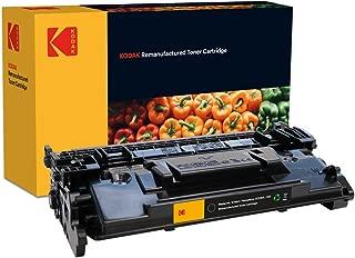 Kodak Supplies 185H022630 碳粉 9000 页 黑色 适用于 Hewlett Packard LJPROM402 兼容 CF226X/26X
