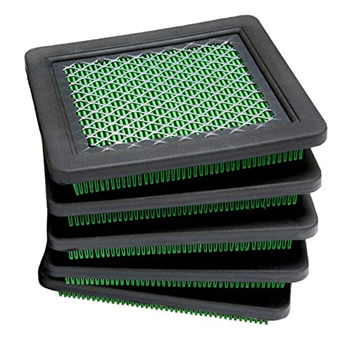For Honda Gc160 Gcv160 Gc190 Gcv190 Eng Heyzlass 5Pack 17211-Zl8-023 Air Filter