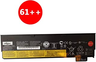 Dentsing (10.8V 72Wh/6600mAh 6-Cell) 01AV427 Laptop Battery Compatible with Lenovo Thinkpad A475 A485 T470 T480 T570 T580 TP25 P51S P52S Series Notebook 01AV425 01AV428 4X50M08812 SB10K97584 61++