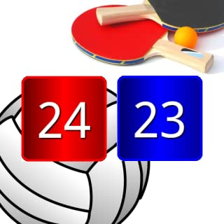 Match Point Scoreboard Pro for Volleyball and Table Tennis
