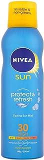 NIVEA Sun Protect & Dry Touch Invisible Sunscreen Spray