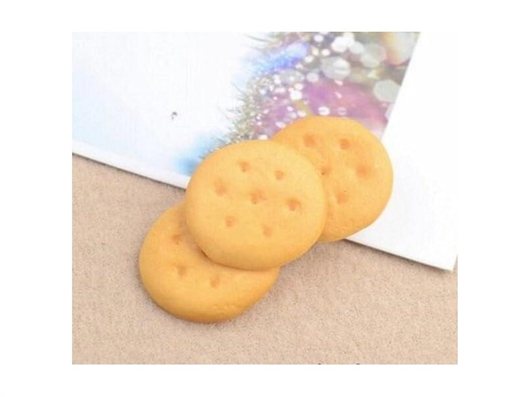 シャット代替早くOsize 美しいスタイル かわいい子供のクッキーヘアクリップ女性の女の子ヘアピンヘアアクセサリー(ラウンド)