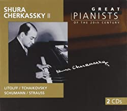 Great Pianists of the 20th.C