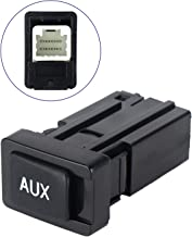Aux Port Replacement for Toyota Camry Matrix Highlander Auxiliary Stereo Adapter Aux jack 8619002020