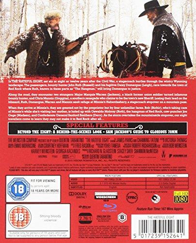 The Hateful Eight [Blu-ray] [2017]