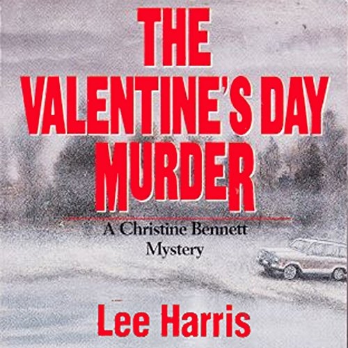 The Valentine's Day Murder cover art