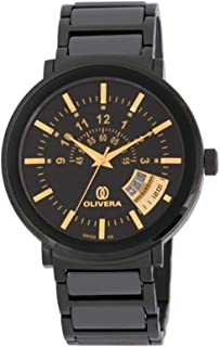 Olivera Casual Watch for Men, OG1394