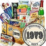 Original seit 1979 ++ DDR Spezialitäten Geschenk ++ 40-Geburtstag Geschenk Frau