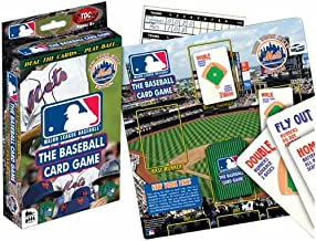 TDC Games MLB Baseball Card Game - Mets