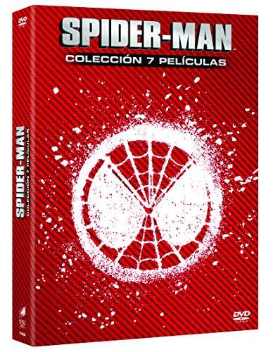 Pack Spider-Man (7 películas) [DVD]