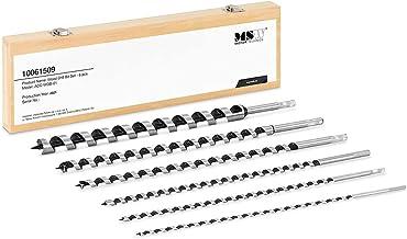 MSW ACC-WDB-01 slangboor 6-delig lengte 460 mm diepgatboor houtboor