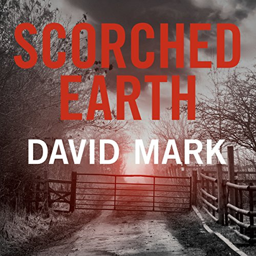 Couverture de Scorched Earth