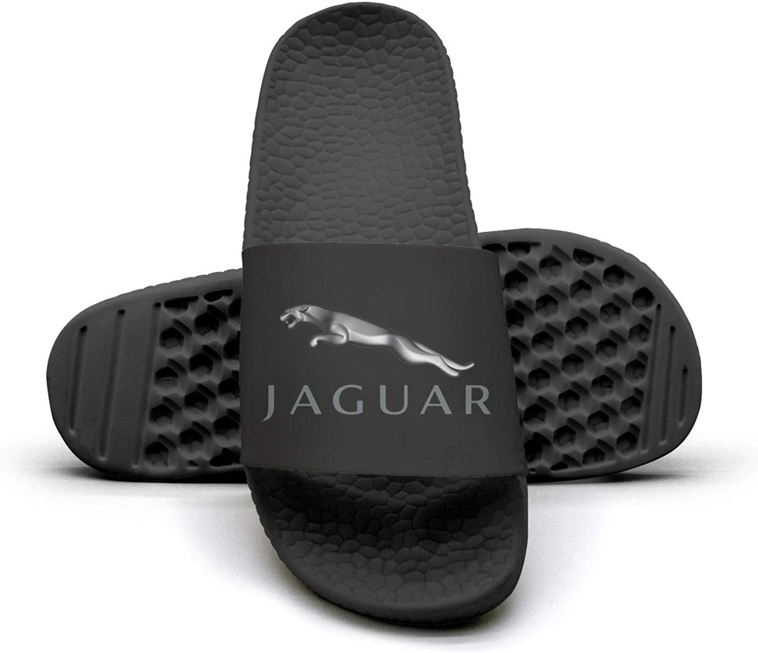 EIGKASL Printed Non-Slip Slipper Slide flip Flop Sandals Jaguar-Emblem-Logo-Symbol-Summer Stylish for Womens
