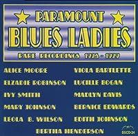Paramount Blues Ladies-Rare Recordings 1926-29