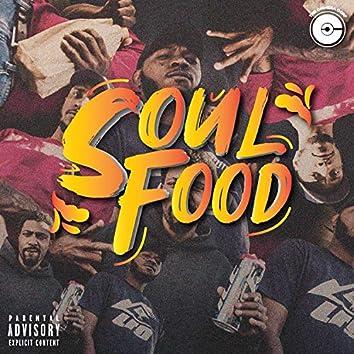 Soul Food (feat. Laron Alajawn)