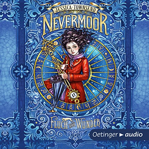 Fluch und Wunder (Nevermoor 1) audiobook cover art