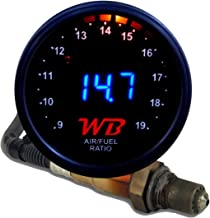 WB D2 Digital Wideband O2 Air Fuel Ratio Controller All-in-One 2 1/16