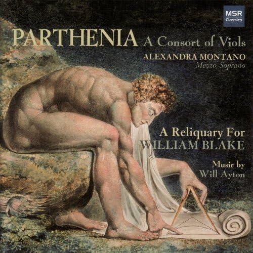 Parthenia, Alexandra Montano