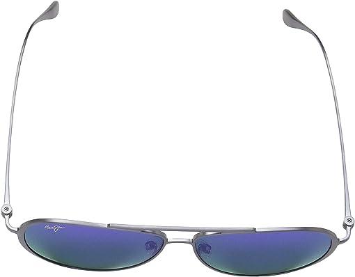 Dove Grey/Blue Hawaii