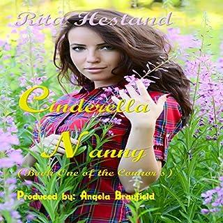 Cinderella Nanny audiobook cover art