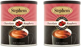 Stephen's Chocolate Raspberry Gourmet Hot Cocoa, 1 lb (2 Pack)