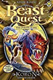 Koron, Jaws of Death: Series 8 Book 2: 44 (Beast Quest)
