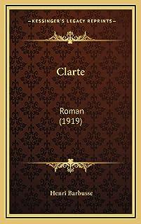 Clarte: Roman (1919)