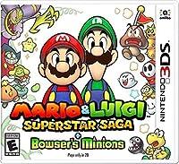 Mario & Luigi Super Star Saga + Bowser's Minions