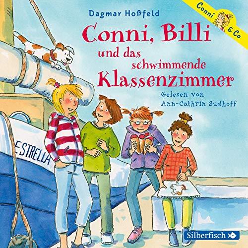 Conni, Billi und das schwimmende Klassenzimmer (Conni & Co 17): 2 CDs