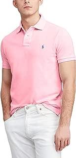 Ralph Lauren Polo Mesh Classic Fit Short Sleeves Men's Regular Fit Lightweight Cotton Polo Shirt