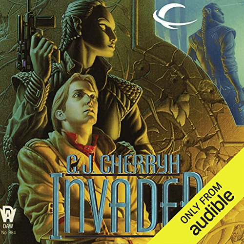 Invader audiobook cover art