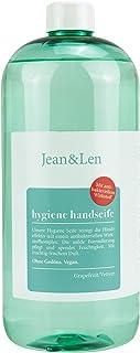 Jean & Len Hygiene soap grapefruit/vetiver, 1 piece