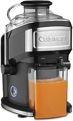 Cuisinart CJE-500 Compact Juice Extractor Black, 11.5 x 11.8 x 14.2 Inch