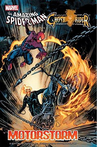 Amazing Spider-Man/Ghost Rider: Motorstorm (Amazing Spider-Man (1999-2013)) (English Edition)