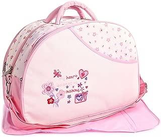 Offspring Outing Mama Shoulder Diaper Bag (Pink)