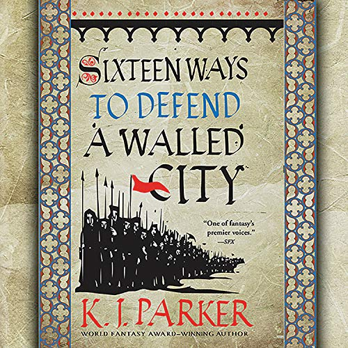 Sixteen Ways to Defend a Walled City  By  cover art