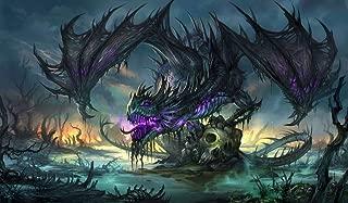 Best mtg playmat dragon Reviews