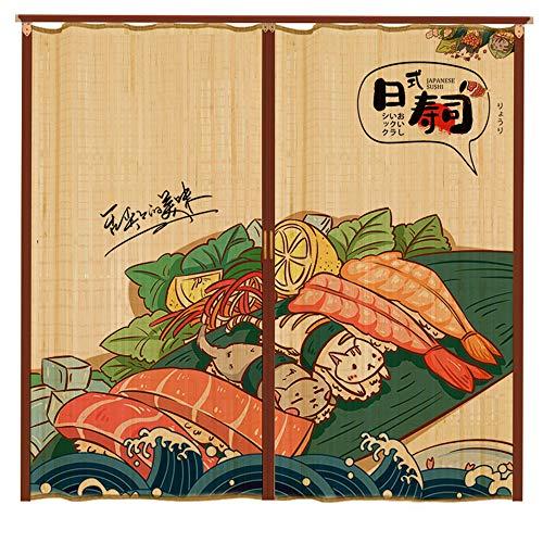 Hotel Bambusvorhang im chinesischen Stil...